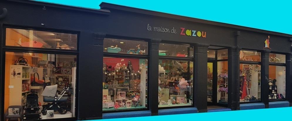 la maison de zazou boutique de jouets rennes 35000. Black Bedroom Furniture Sets. Home Design Ideas