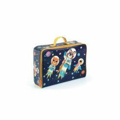bagagerie - valise espace - djéco - la maison de zazou