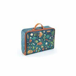 bagagerie - valise poissons - djéco - la maison de zazou