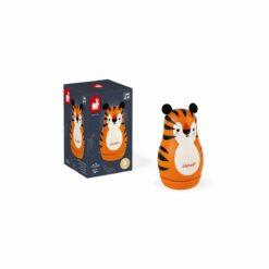 boite a musique enfant - tigre - janod - la maison de zazou