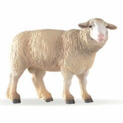 figurine animaux de la ferme - brebis - la vie a la ferme - papo