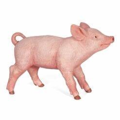 figurine animaux de la ferme - cochonnet femelle - la vie a la ferme - papo