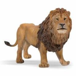 figurine animaux de la jungle - lion - la vie sauvage - papo
