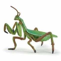 figurine animaux de la jungle - mante religieuse - la vie sauvage - papo