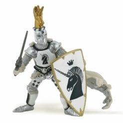 figurine animaux imaginaires - maitre licorne - le médiéval - fantastique - papo