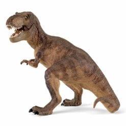 figurine dinosaure tyrannosaure rex - les dinosaures - papo