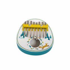 instruments de musique kalimba  - le voyage d'olga - moulin roty - la maison de zazou