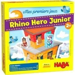 jeu coopératif - rhino héro junior - haba