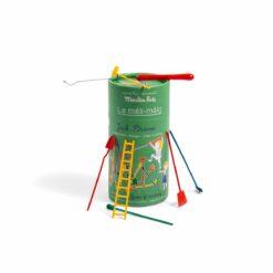 jeu d'adresse - méli-mélo  - aujourd'hui c'est mercredi - moulin roty - la maison de zazou