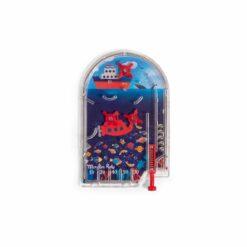 jeu d'adresse -  mini flipper - illustration marin  - les petites merveilles - moulin roty - la maison de zazou