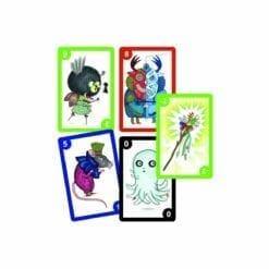 jeu de carte - spooky boo - jeux - djéco