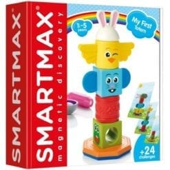 jeu de construction  - smartmax magnétique - le totem- smart max