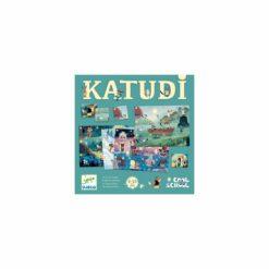 jeu de langage - katudi - djéco - la maison de zazou