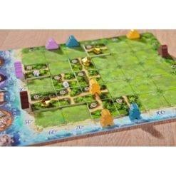 jeu de plateau - karuba - haba