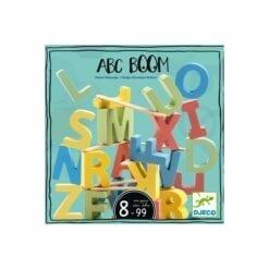 jeu de vocabulaire - abc boom - jeux - djéco