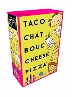 jeux de cartes - taco chat bouc cheese pizza - blackrock games - blue orange