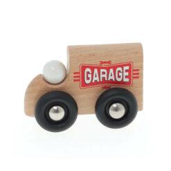 jeux de manipulation 3 ans - mini fourgon garage -vilac - la maison de zazou
