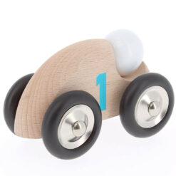 jeux de manipulation 3 ans - voiture anniversaire - fabriqué en france  -vilac - la maison de zazou