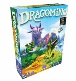 jeux de plateau - dragomino - blackrock games - blue orange