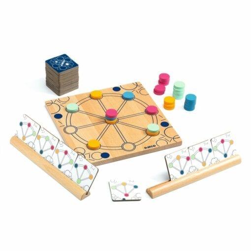 jeux de plateau - quartino - djéco