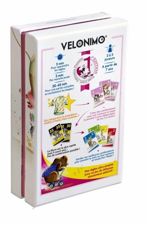 jeux de plateau - velonimo - blackrock games - stratospheres