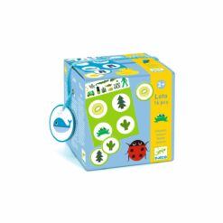 jeux de société - loto animaux couleurs - jeu éducatif  - djéco - la maison de zazou