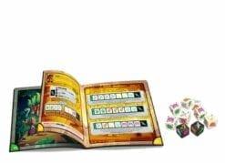 jeux pédagogiques - les pierres de coba - blackrock games - oldchap games