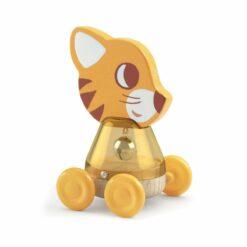 jouets 1er âge - nina bing - jouet à rouler - djéco - la maison de zazou