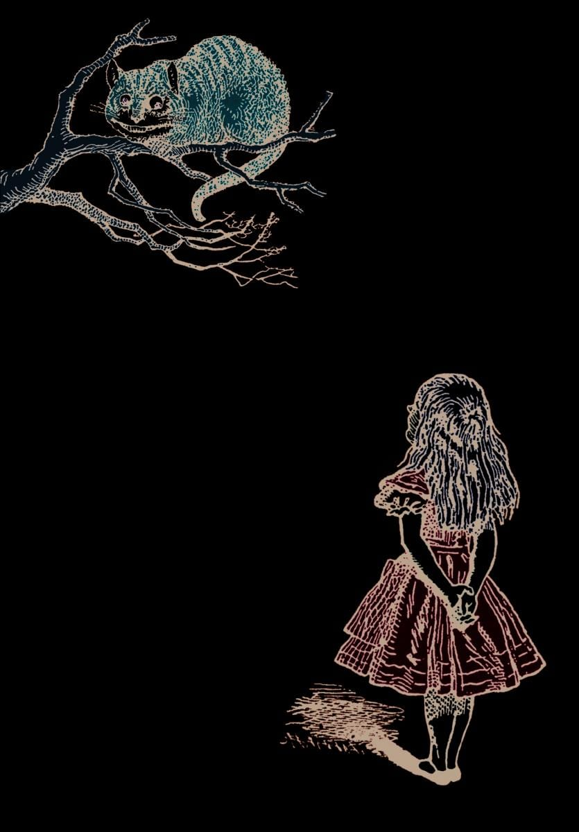 Alice au pays des merveilles gallimard jeunesse la maison de zazou - Maison alice au pays des merveilles ...