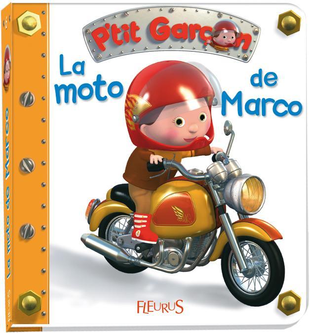Moto de marco la fleurus la maison de zazou - La maison de la moto ...