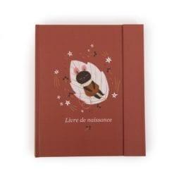 Livre de naissance - Après la pluie (80 pages) - Moulin Roty