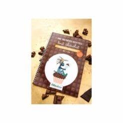livre recettes 4 ans - mes premieres recettes tout chocolat - little chef - lilliputiens