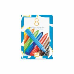 loisirs créatifs - pastels gel classique - djéco - la maison de zazou