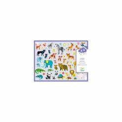 loisirs créatifs - sticker mamans et petits - djéco - la maison de zazou