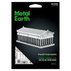 maquette métal earth 12-14 ans - parthenon - métal earth