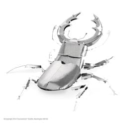 maquette métal earth 12-14 ans - coleoptere - métal earth