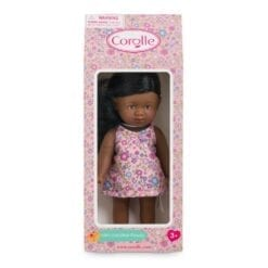 mini corolline rosaly - 20 cm - poupees-figurines mode - corolle