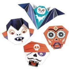 origami - frissons - djéco