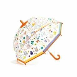 parapluie enfant - magique face - djéco
