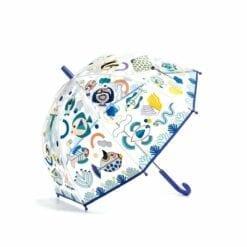 parapluie enfant - magique poissons - djéco