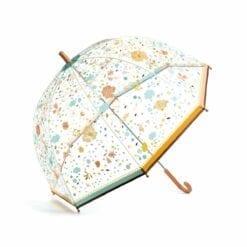 parapluie enfant - petites fleurs - djéco