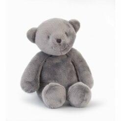 peluche ours - gris 30cm -les p'tits doudous de l'hôpital - moulin roty