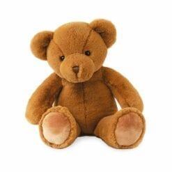 peluche titours marron - 50 cm - histoire d'ours