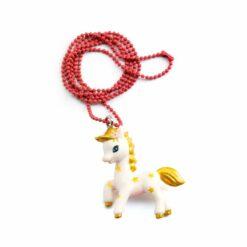 pendentif - lovely charms poney - djéco - la maison de zazou