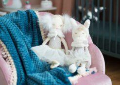poupée lina en coton - 12 cm - amadeus