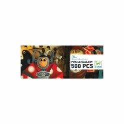 puzzle - 500 pcs - puzzle yokai  - djéco - la maison de zazou