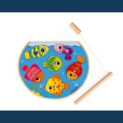 puzzle speedy fish - janod