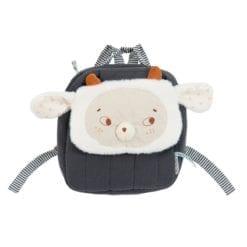 Sac à dos pour enfant et bébé - mouton - Après la pluie - Moulin Roty