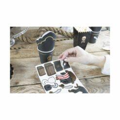 stickers pirate  - tim&puce factory - la maison de zazou